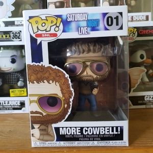 Funko Pop More Cowbell